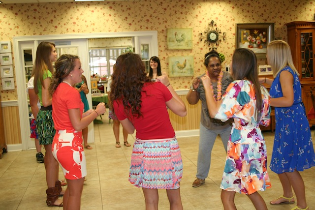 BETA club hosts nursing home dance