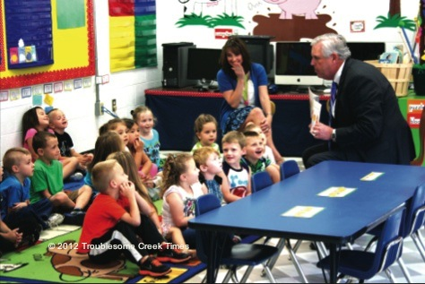 Ky. Education Commissioner visits Knott County schools