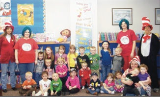 Dr. Seuss comes to life at Perkins Head Start